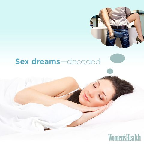 Decode your sex dreams