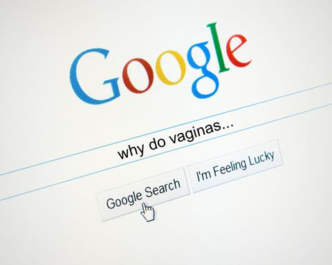 The Most Bizarre Sex-Related Google Searches Ever