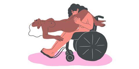 Cartoon, Arm, Illustration, Leg, Clip art, Muscle, Wheelchair,