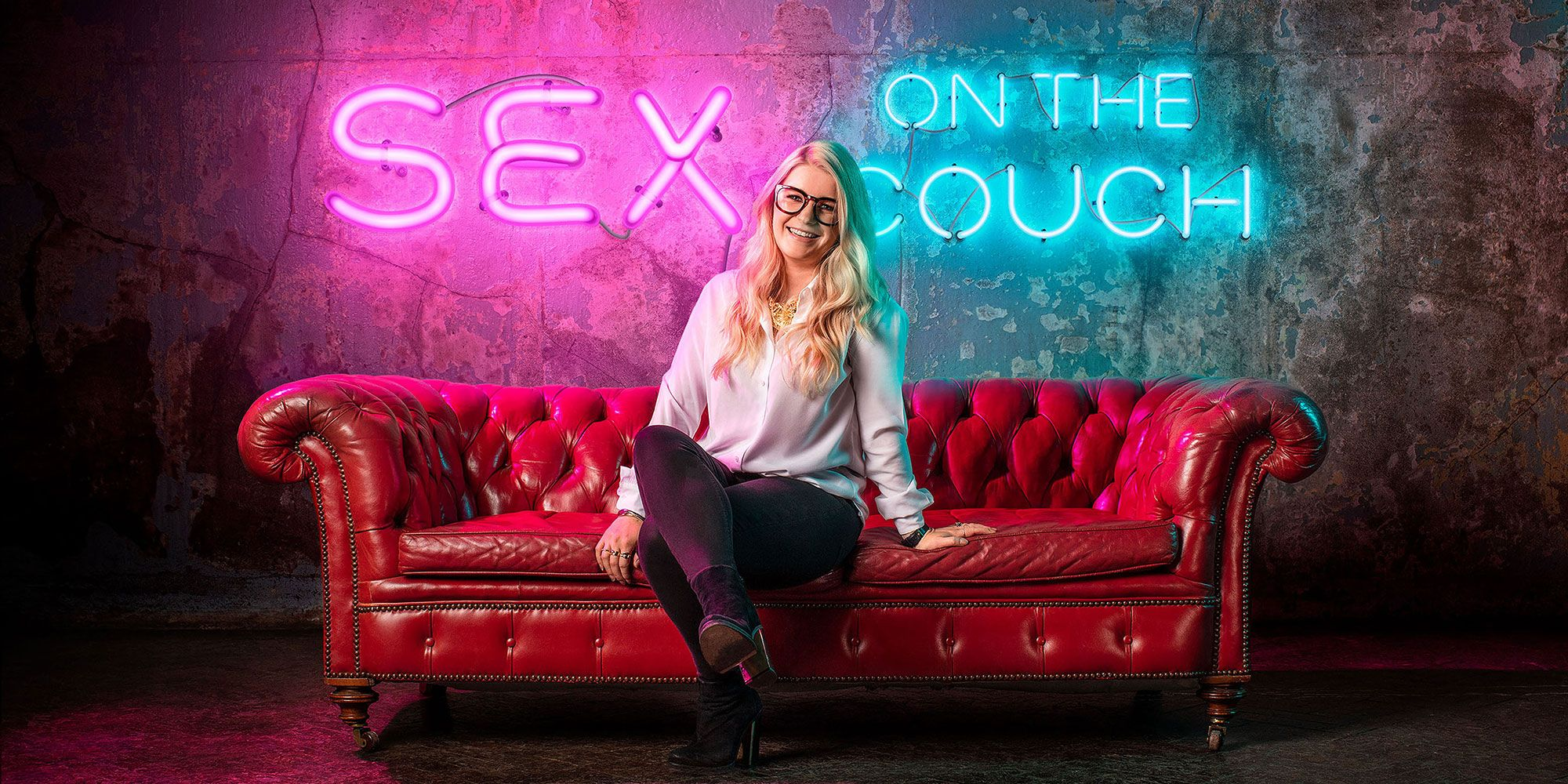 BBC Three's Sex on the Couch is here to teach us all so much about sex and relationships