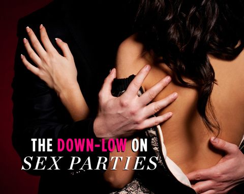 What It's Like to Go to a Sex Party