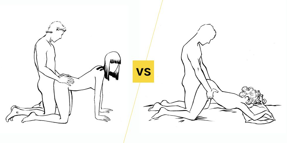 LYNN: Less pain sex position