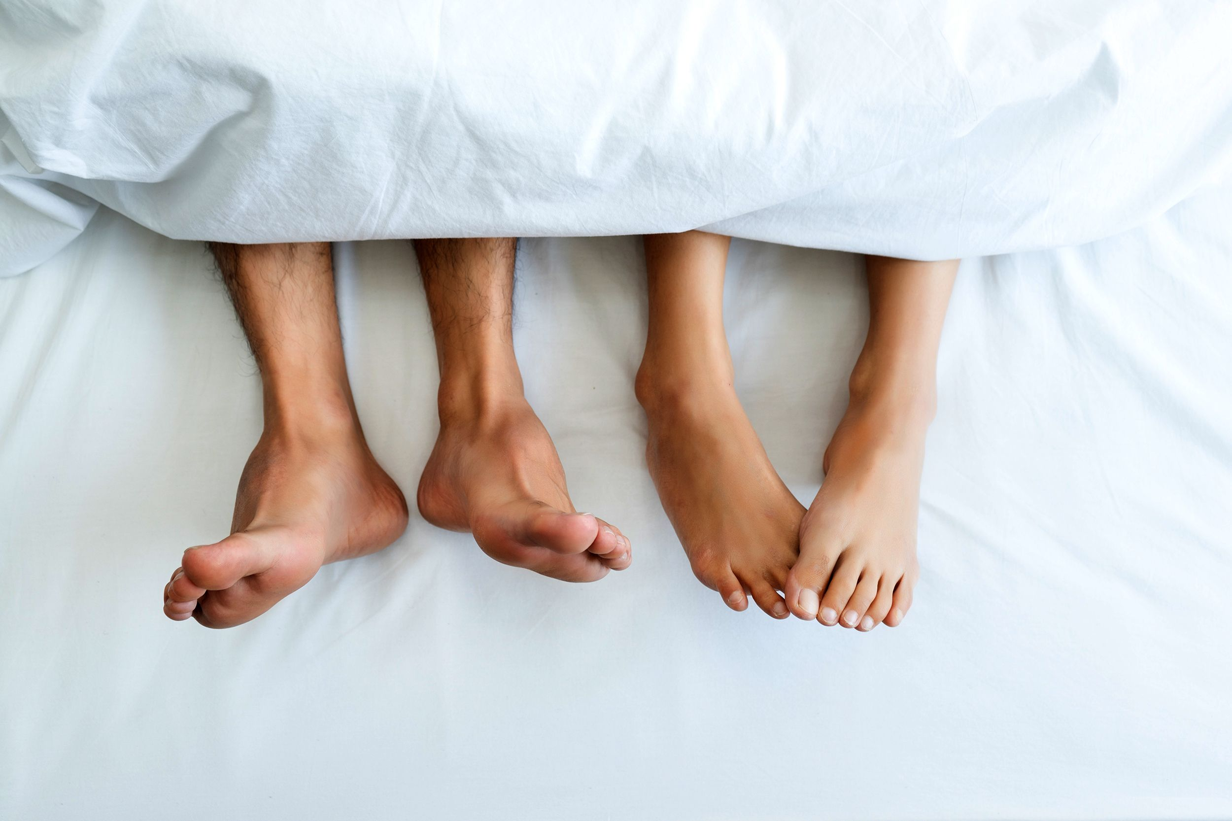 'Dead Bedroom' Relationships Are Super-Common