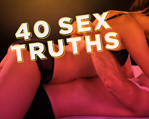 40 Things Every Woman Should Know About Sex by Age 40