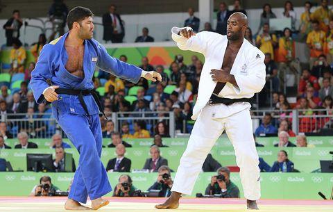 judo sexy sport