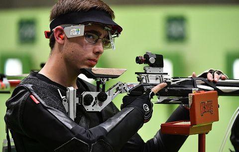 shooting sexy sport