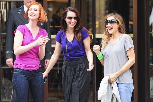 se revela el sueldo de las actrices del reboot de sexo en nueva york
