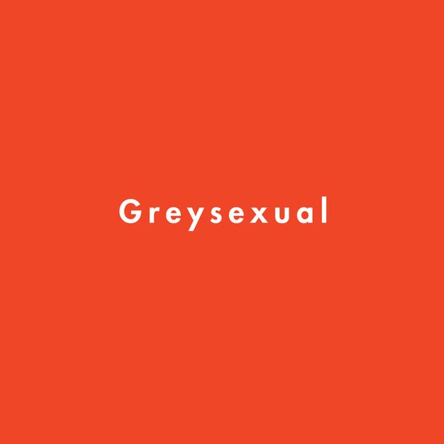 greysexual definition