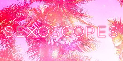 Your Love And Sex Horoscope For The Week Of May 25 Cosmo Sexoscope