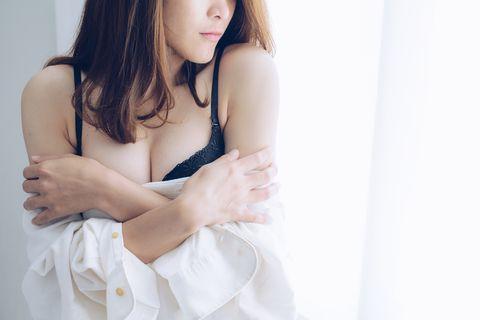 可否剃除乳房的雜毛?