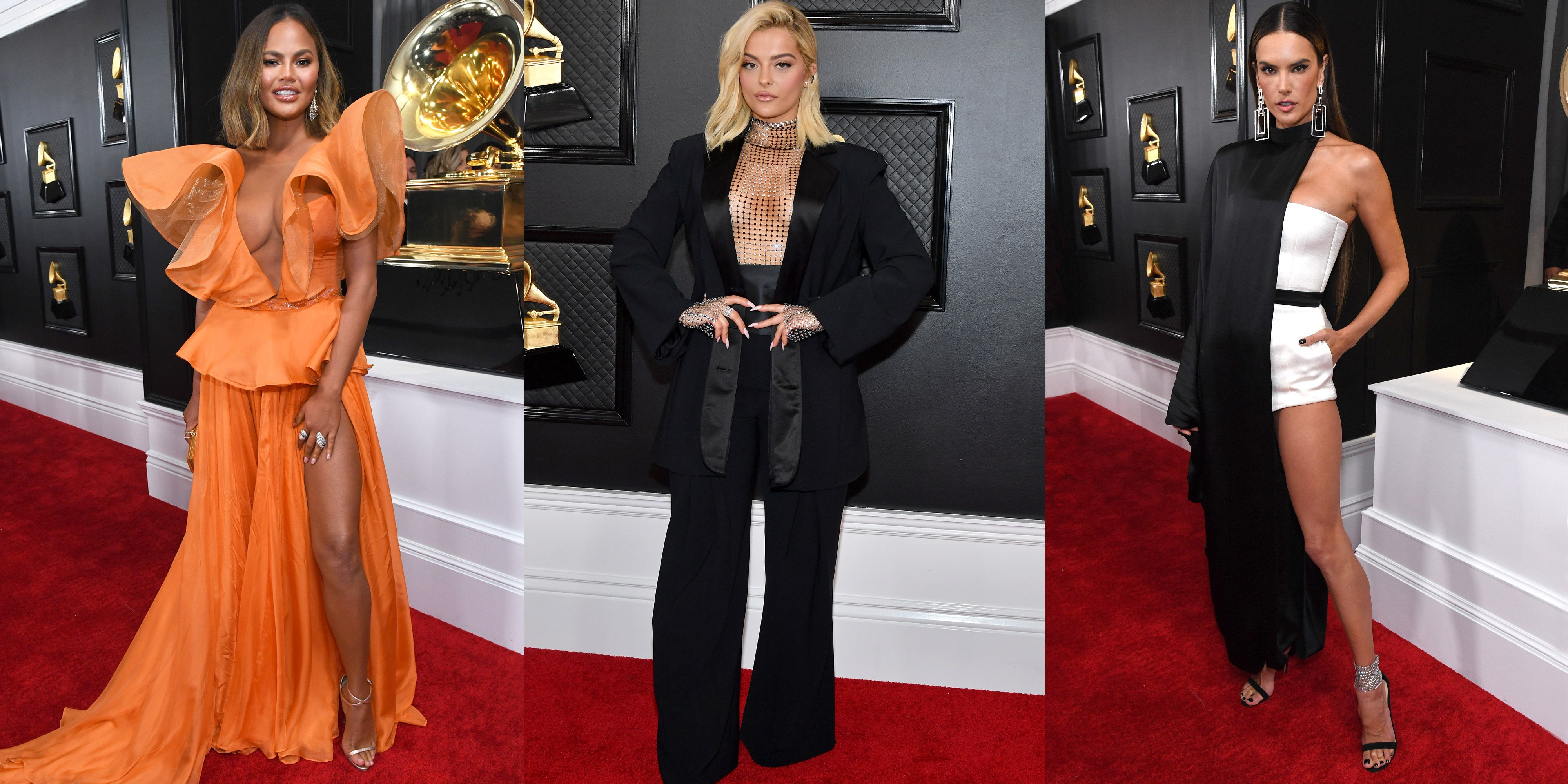 The 19 Most Scandalous Dresses at the 2020 Grammys