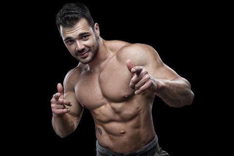 músculos fitness