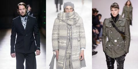 Clothing, Fashion, Outerwear, Overcoat, Coat, Jacket, Human, Street fashion, Fashion model, Winter,