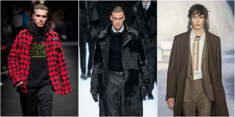 Clothing, Fashion model, Fashion, Outerwear, Jacket, Leather, Coat, Overcoat, Human, Street fashion,