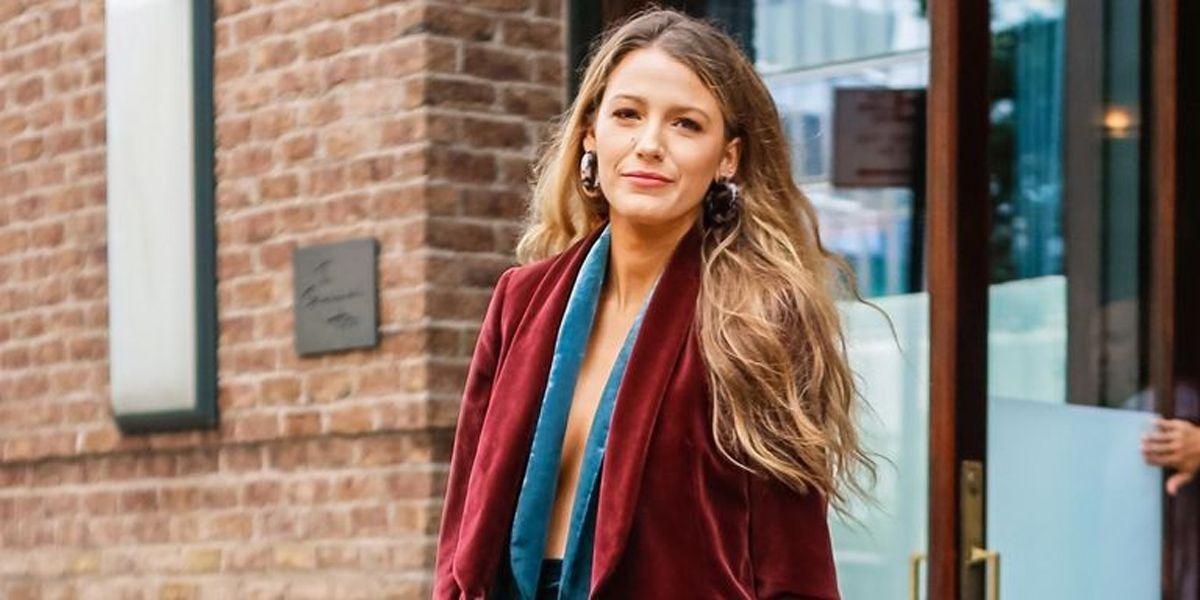 Blake Lively, 布蕾克, 女星穿搭,街拍,造型,紐約