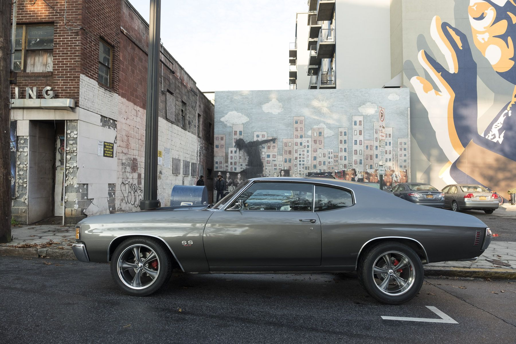 How 'Shaft' Brought the 1971 Chevy Chevelle SS Into 2019