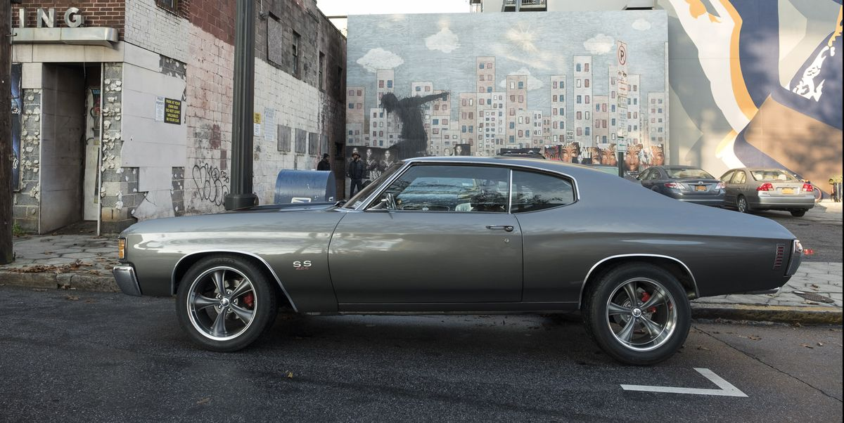 New Chevelle Ss >> How Shaft Brought The 1971 Chevy Chevelle Ss Into 2019