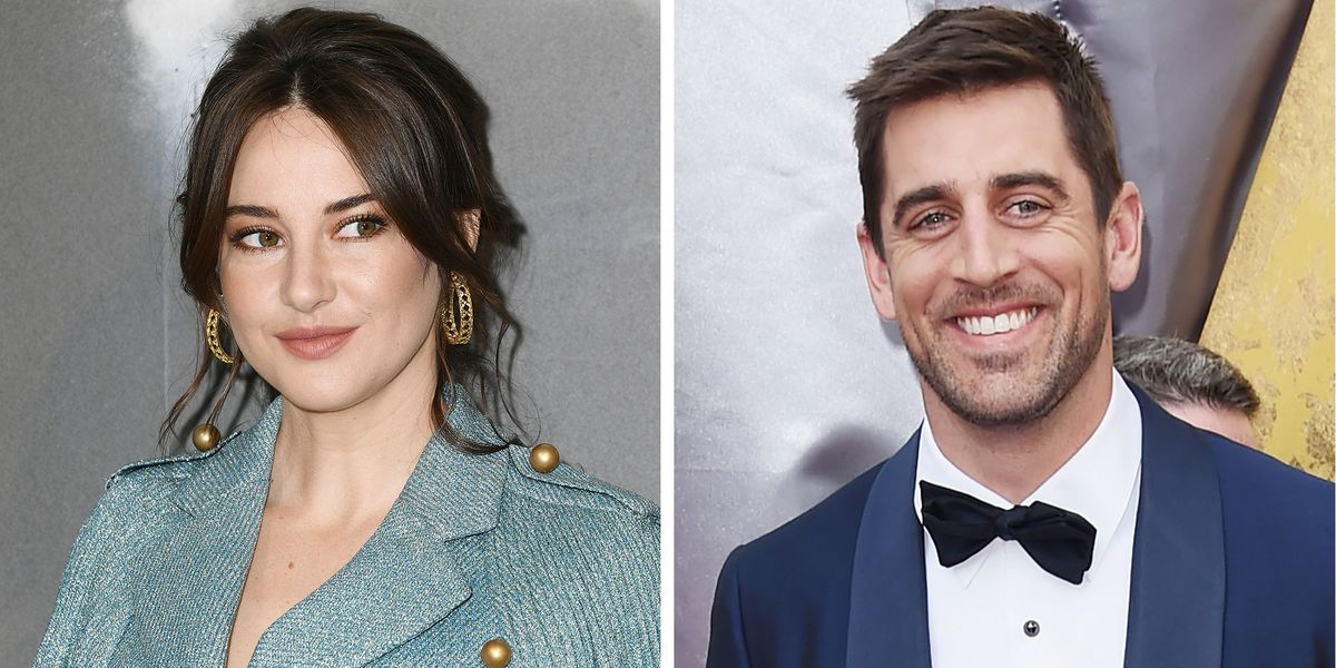 Aaron Rodgers' Friends Were 'Surprised' by 'Super Fast' Engagement to Shailene Woodley