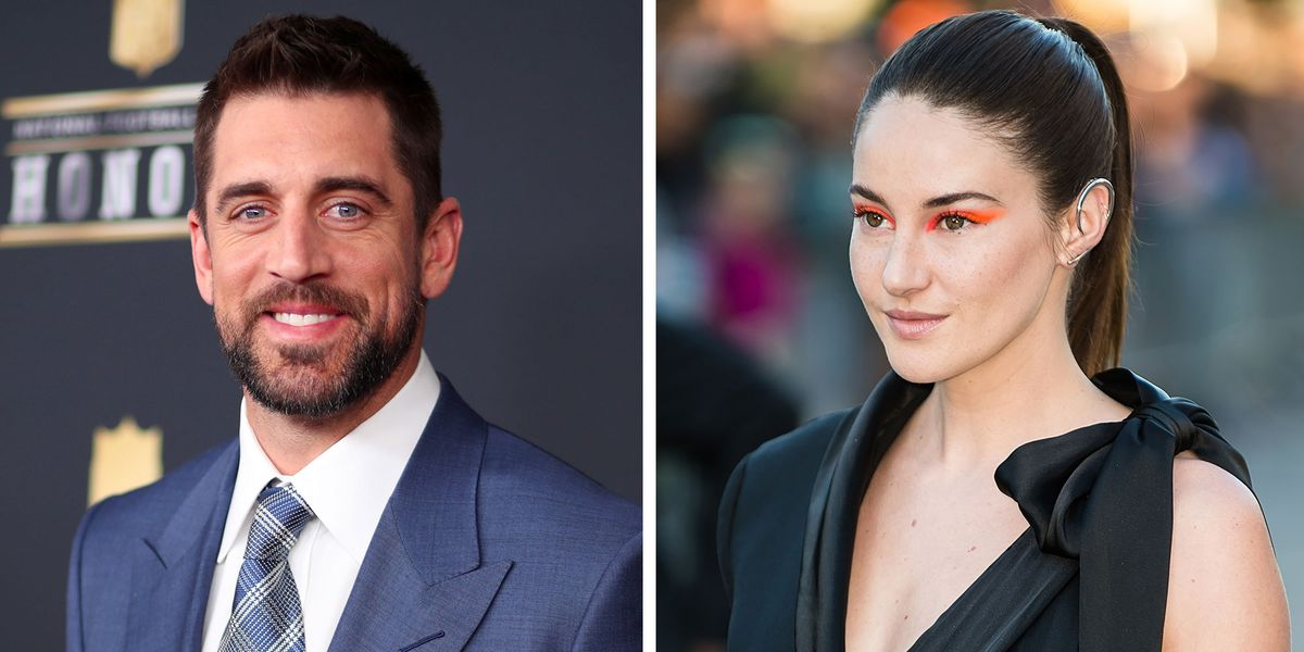 Shailene Woodley and Her Fiancé Aaron Rodgers Had a Romantic, Low-Key Valentine's Day in Montreal