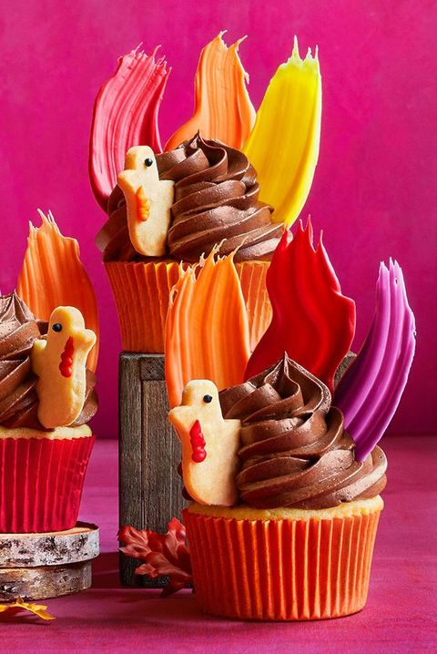 shake your tail feathers cupcake
