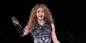 Shakira acoso concierto