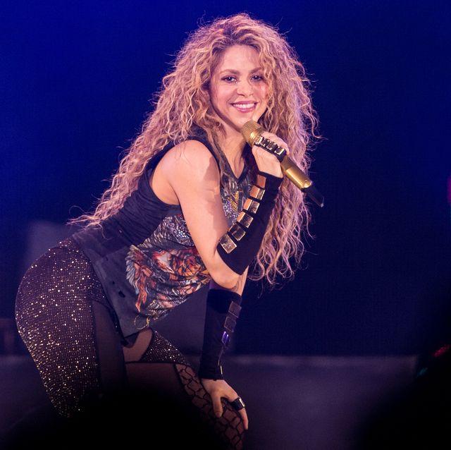 Shakira Performs At The O2 Arena