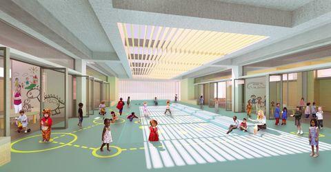 Un nuevo colegio en Barranquilla de la mano de Shakira