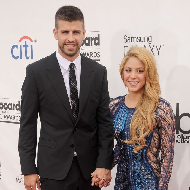 Shakira And Gerard Pique Relationship Timeline
