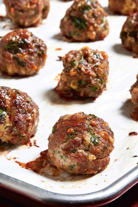 turkey trot meatballs