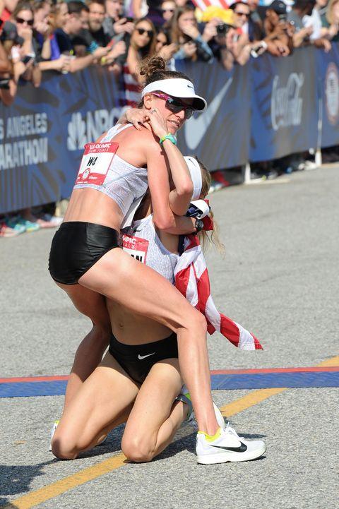 olympic marathon trials