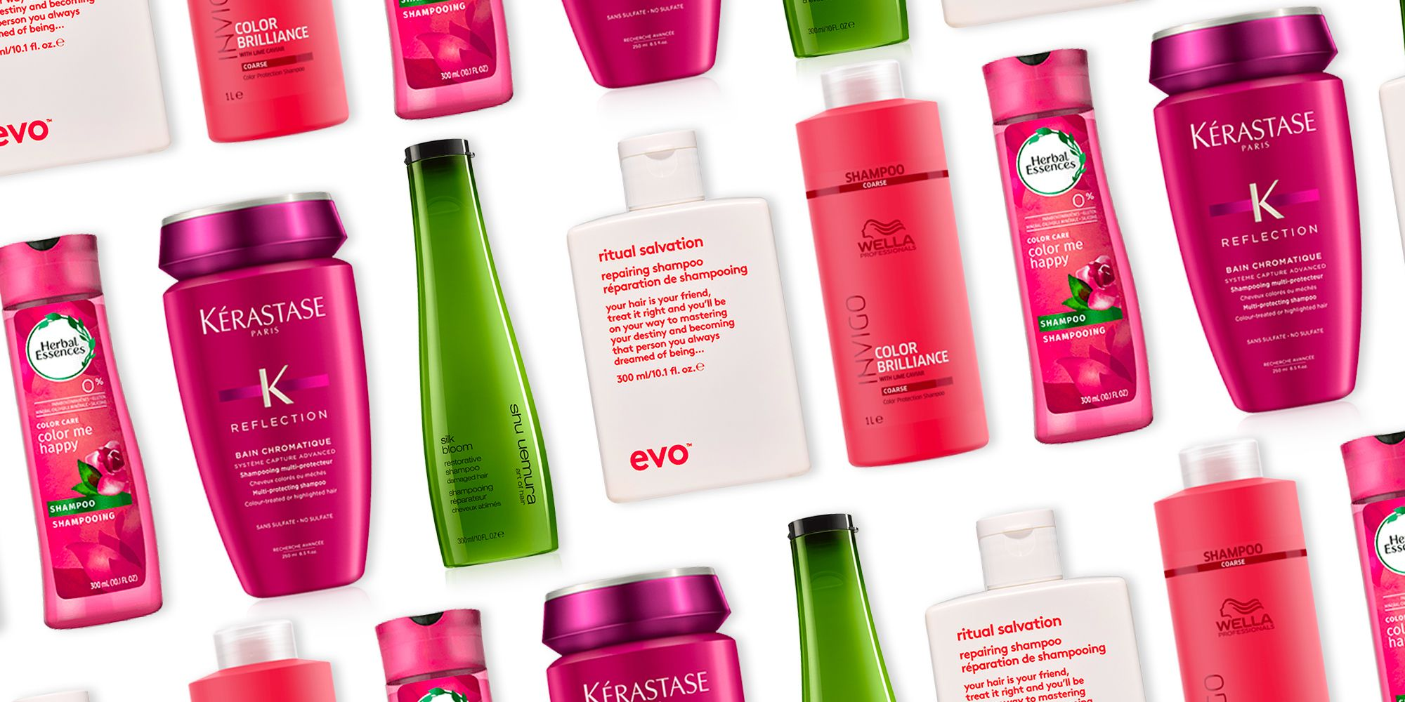 14 Best Shampoos For Color Treated Hair In 2021