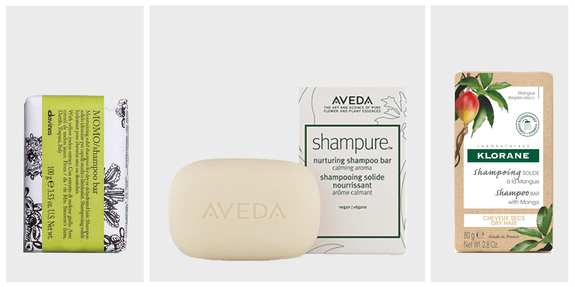 5 sustainable shampoo bars to switch to now
