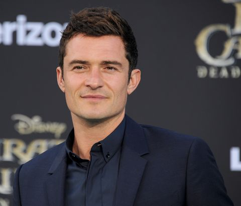 hollywood, ca   may 18  actor orlando bloom arrives at the premiere of disneys pirates of the caribbean dead men tell no tales at dolby theatre on may 18, 2017 in hollywood, california  photo by gregg deguirewireimage