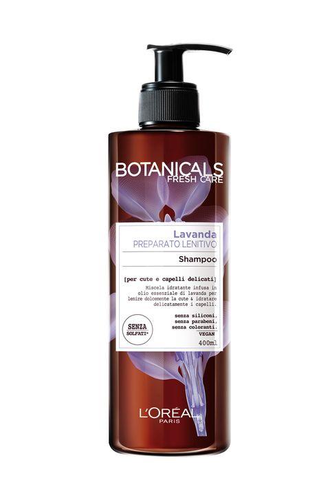 shampoo senza solfati L'Oréal
