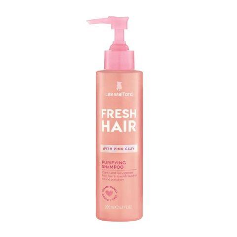 shampoo vet haar  purifying shampoo lee stafford fresh hair