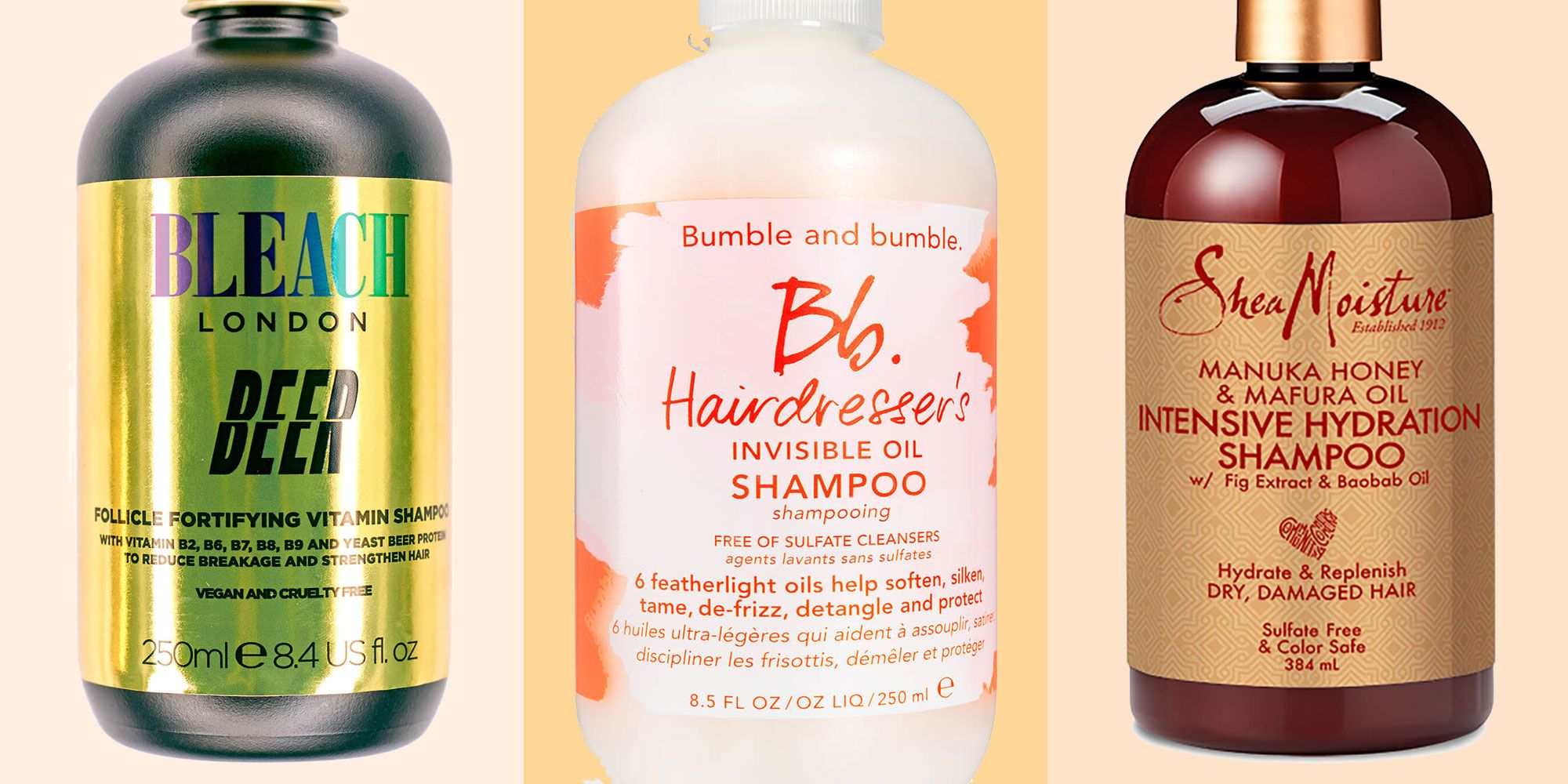 11 of the best shampoos for dry hair