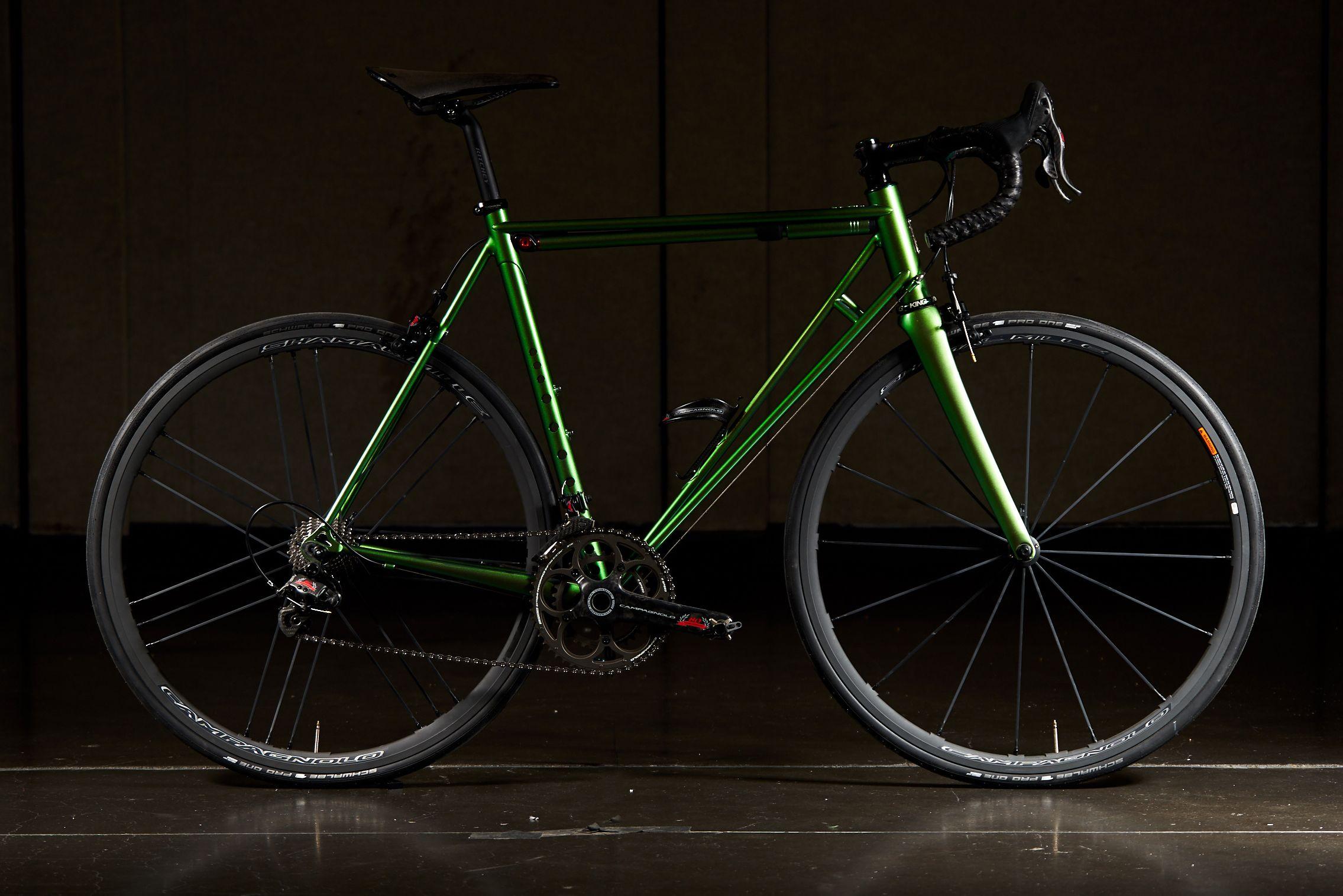 This Year's Most Beautiful Handmade and Custom Bikes