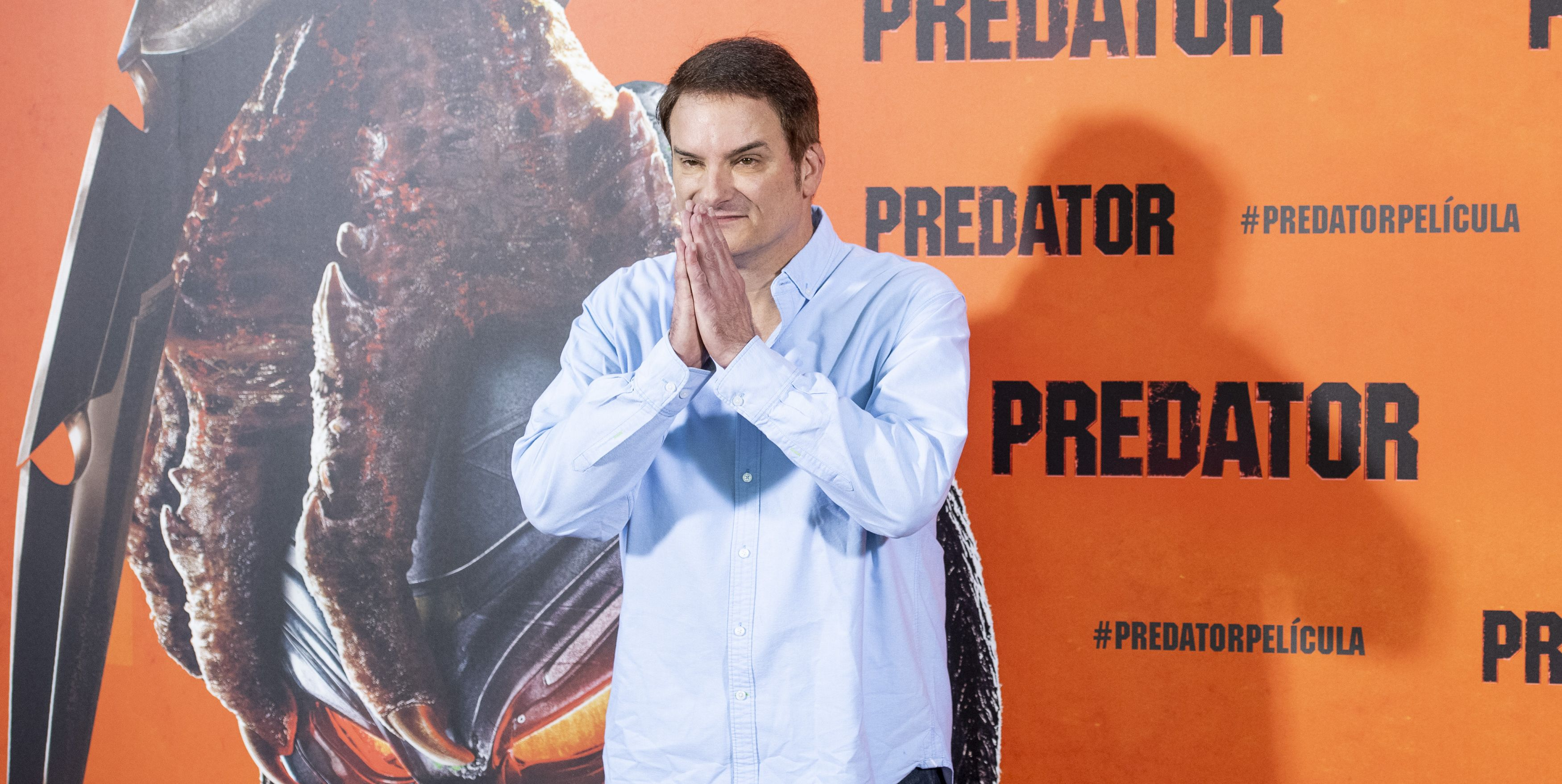 'Predator' Madrid Photocall