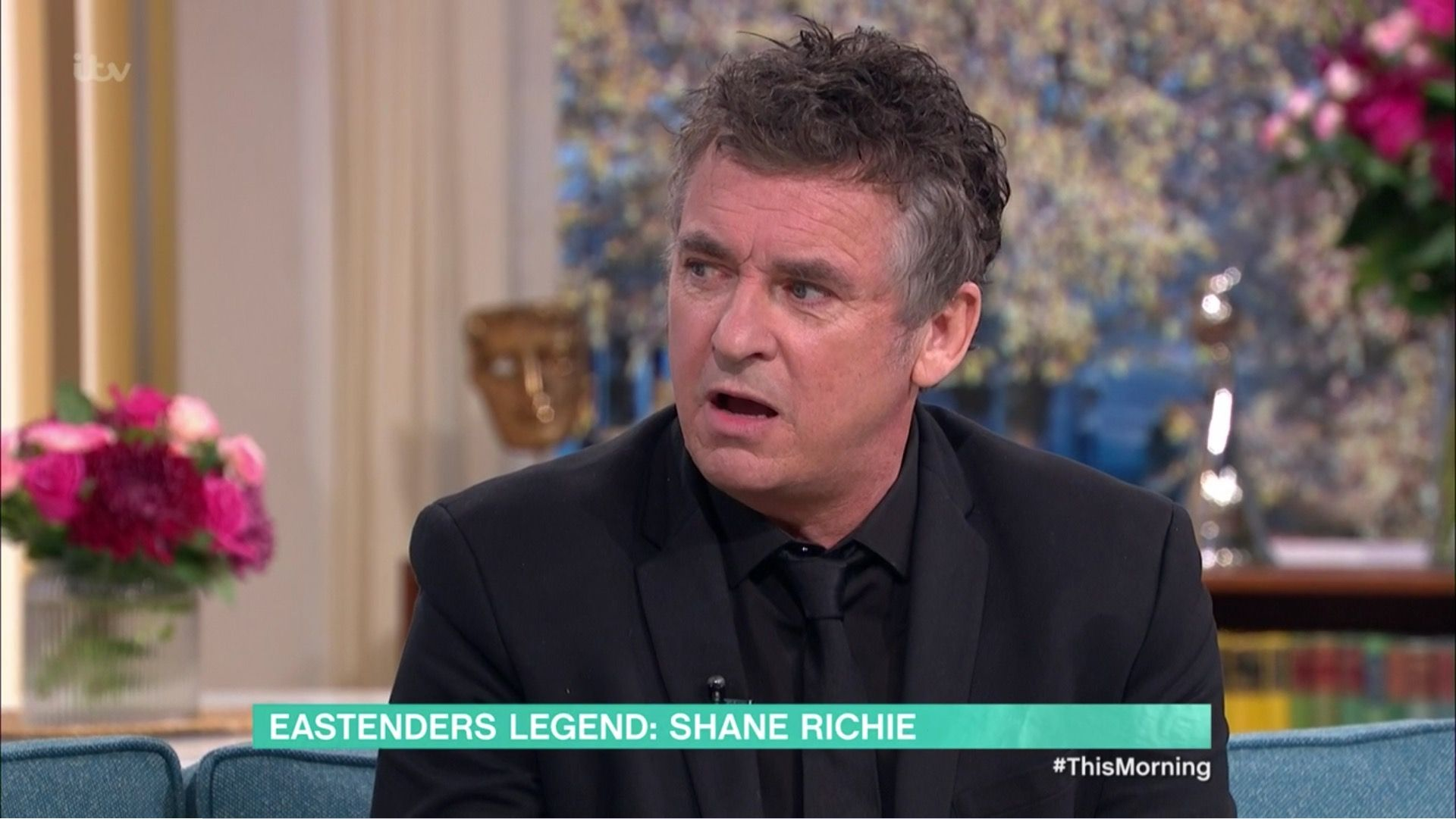 EastEnders star Shane Richie hints at when he could return as Alfie Moon