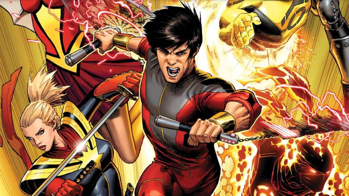 Marvel quiere a Donnie Yen y Ludi Lin para Shang-Chi