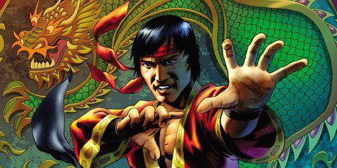shang-chi marvel superheroe asiatico