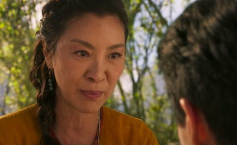 Star Trek Discovery's Michelle Yeoh teases her Shang-Chi role