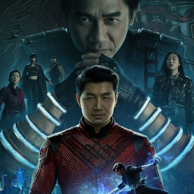 poster de shangchi