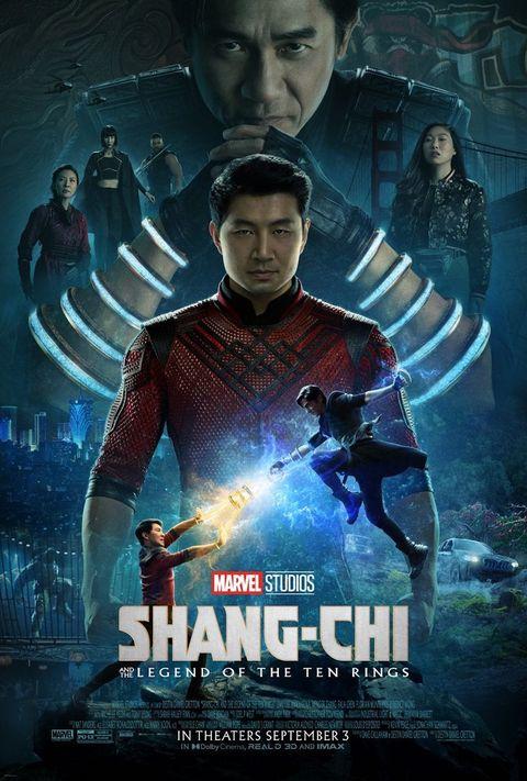 Todo Sobre Shang Chi Y La Leyenda De Los Diez Anillos