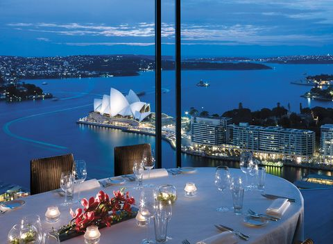 Restaurante con las mejores vistas de Sídney