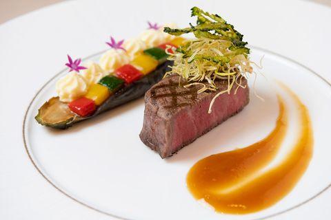 『シャングリ・ラ ホテル 東京』の披露宴メニュー