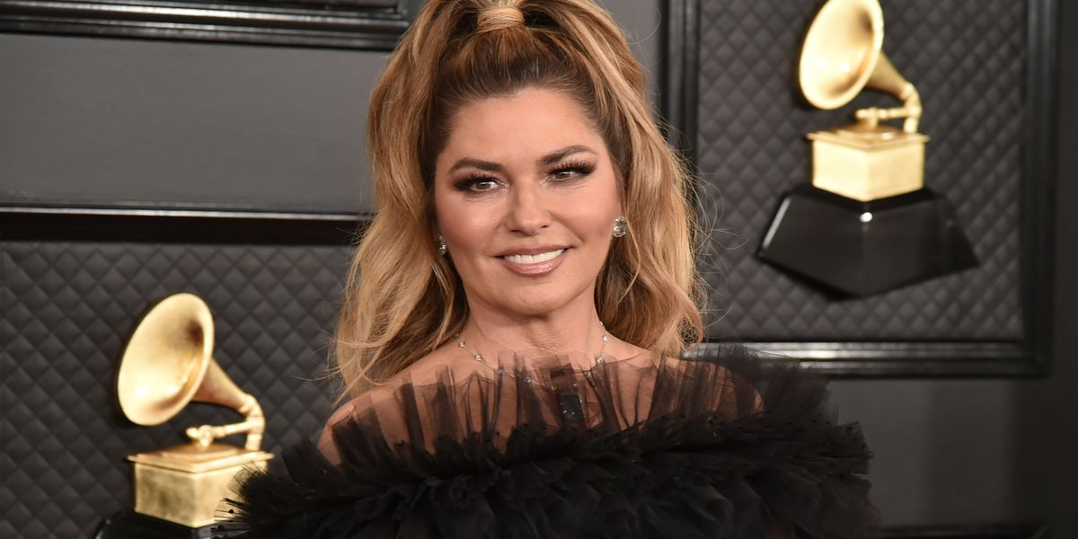 Shania Twain Is Speaking Out About Gender Inequality in Country Music