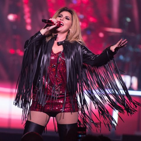 Shania Twain In Concert - 'Rock This Country' Tour - Toronto, ON