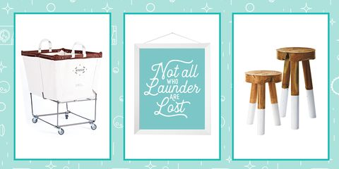 the check list laundry essentials