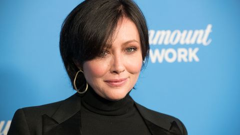 Shannen Doherty Undergoes Breast Reconstruction Surgery